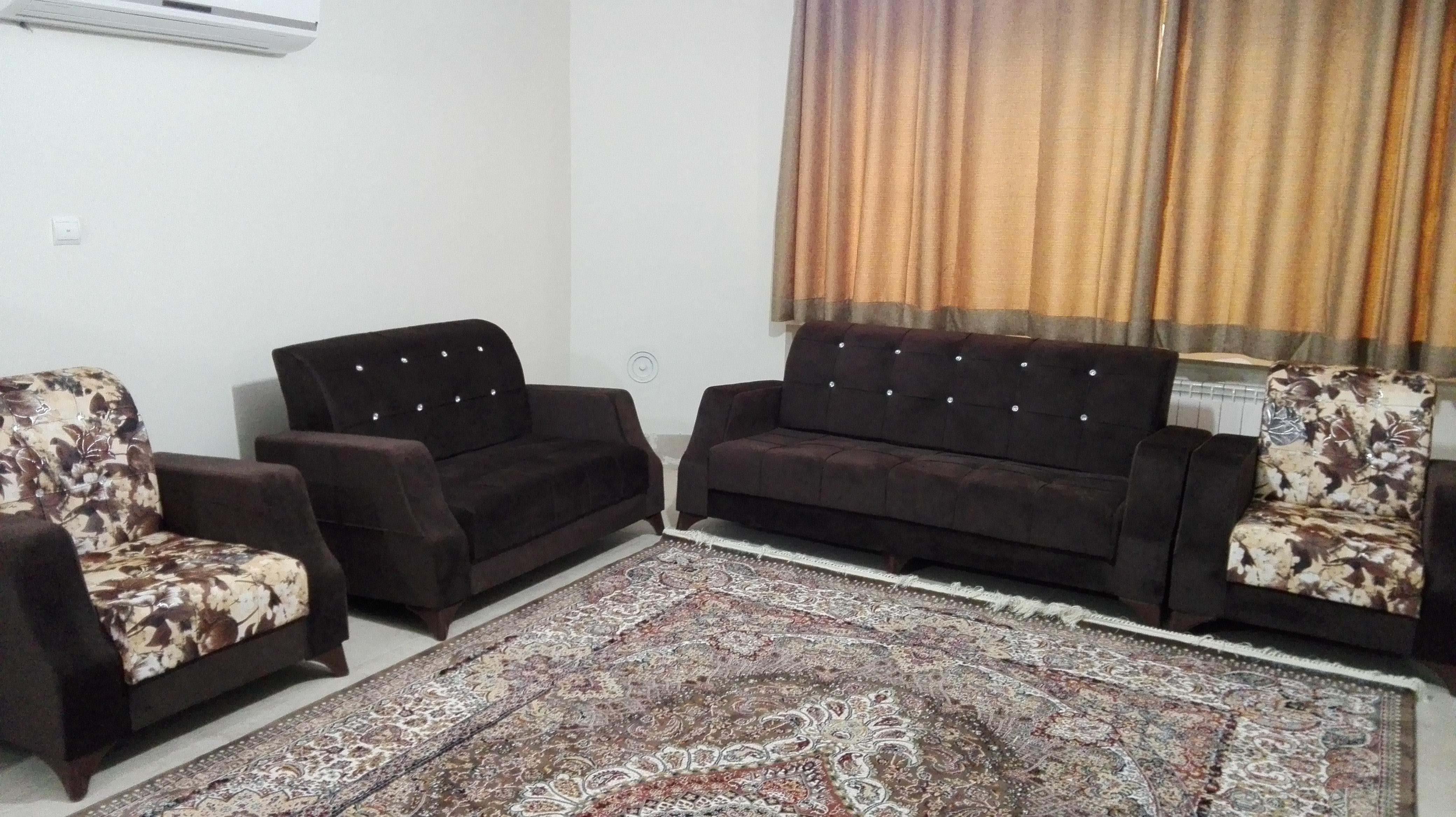اپارتمان مبله اجاره در اصفهان NV6788   اسکان لند
