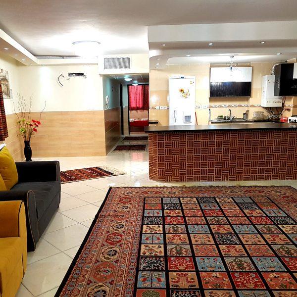 اجاره آپارتمان مبله یک ماهه در اصفهان KU6764 | ارازن جا