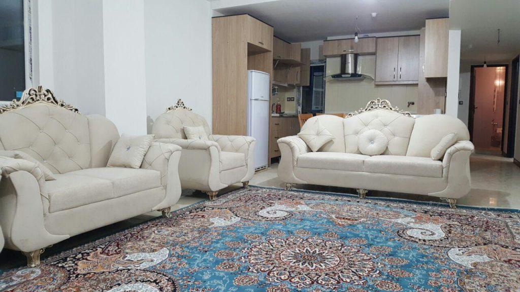 آپارتمان مبله اجاره ای در اصفهان GM2096 | اسکان لند