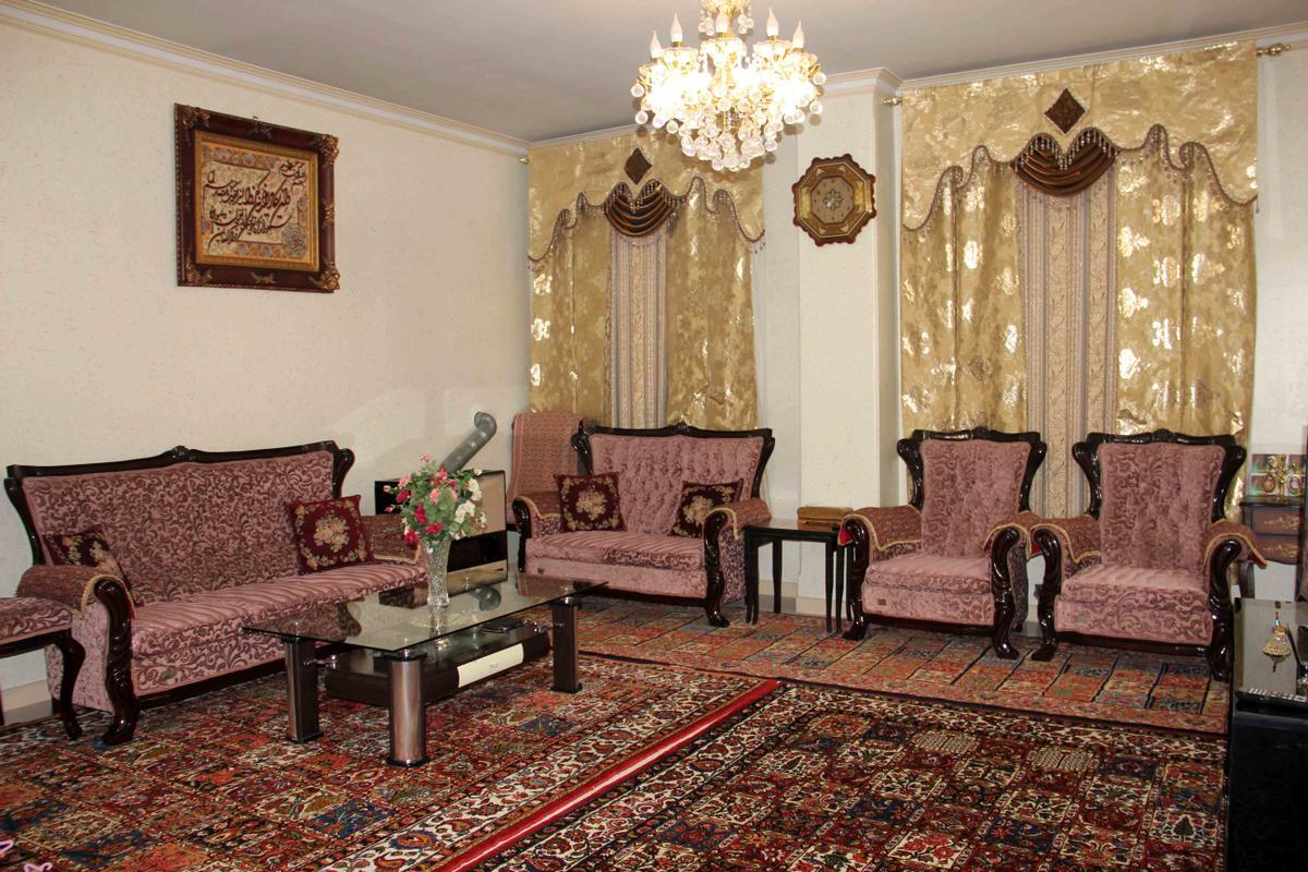 اجاره آپارتمان مبله یک روز در اصفهان LO3660 | اسکان لند
